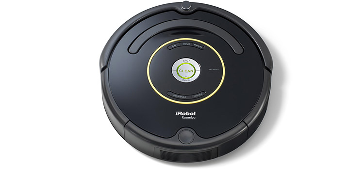 irobot roomba 650 aspirateur robot test complet. Black Bedroom Furniture Sets. Home Design Ideas